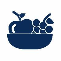 Versorgung mit Lebensmitteln und täglichen Waren